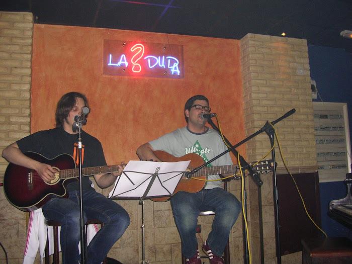 Certamen de Cantautores La Duda Café Teatro