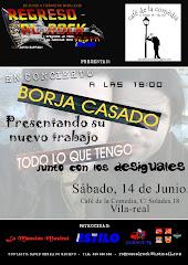 Café de la Comedia, 14 junio