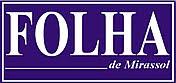 DIARIO FOLHA DE MIRASSOL