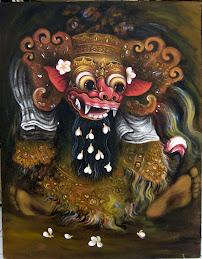 Lukisan Barong