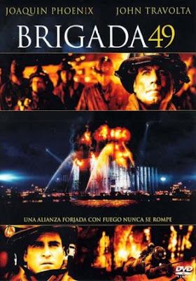 Filme Poster Brigada 49 DVDRip RMVB Dublado
