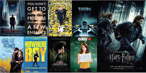favourite 2010 movies