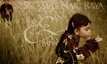 salam idul fitri buat semua rakyat malaysia