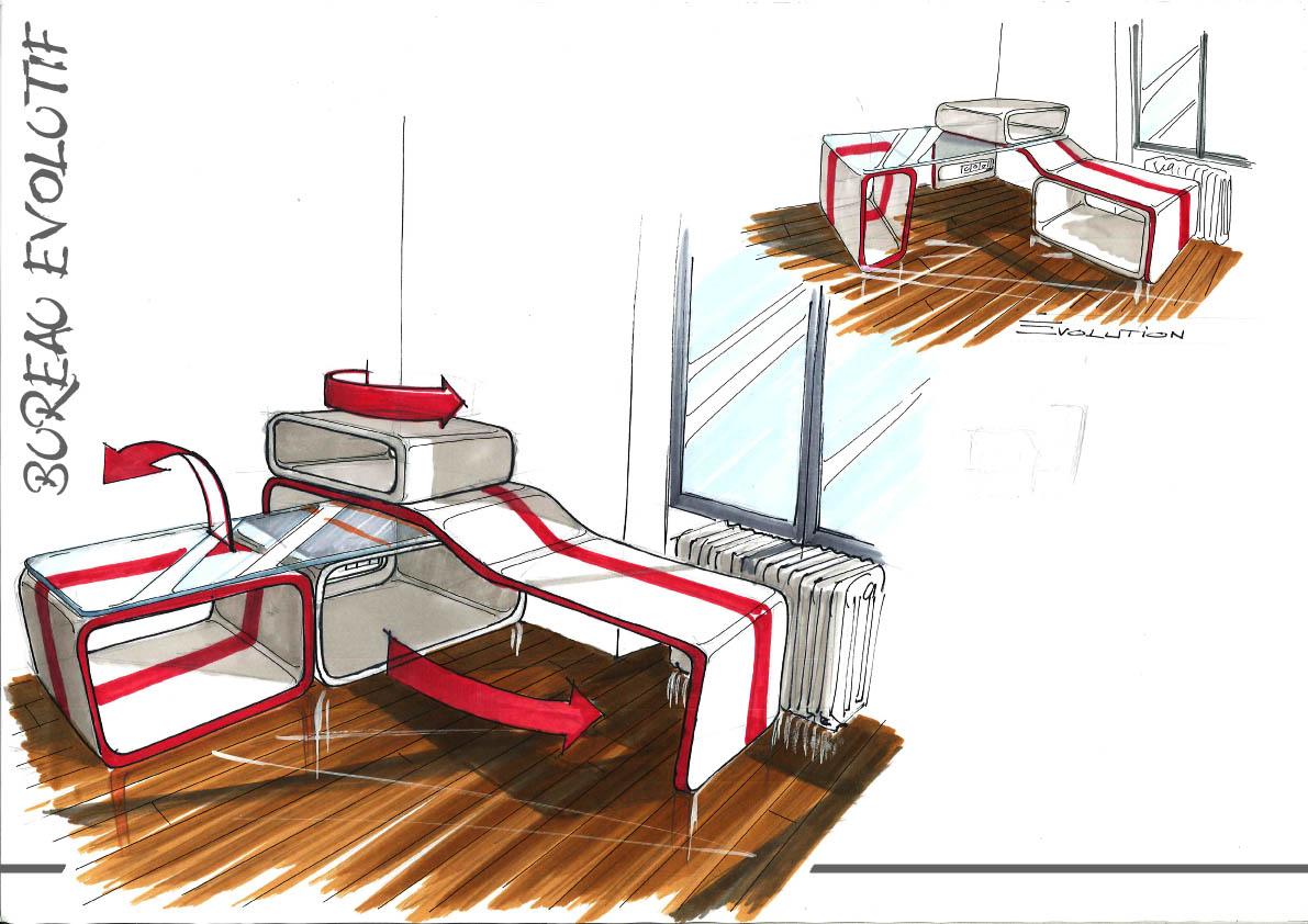 design et architecture interieure design. Black Bedroom Furniture Sets. Home Design Ideas