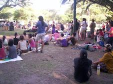 Copamos el parque