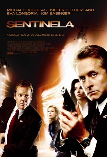 Filme Poster Sentinela DVDRip XviD & RMVB Dublado