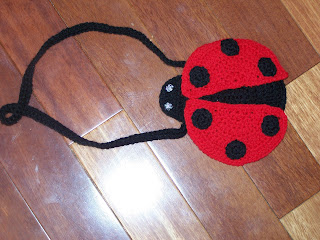 ladybug crochet pattern | eBay - Electronics, Cars, Fashion