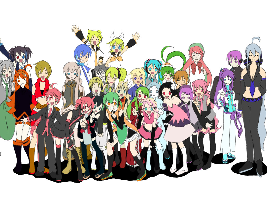 Re: List of Voc... Vocaloid Names List