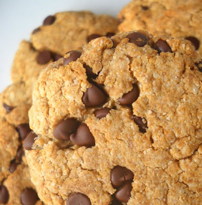 Chocolate Chip Cookies (Gluten-free, grain-free) | The Vibrant Family