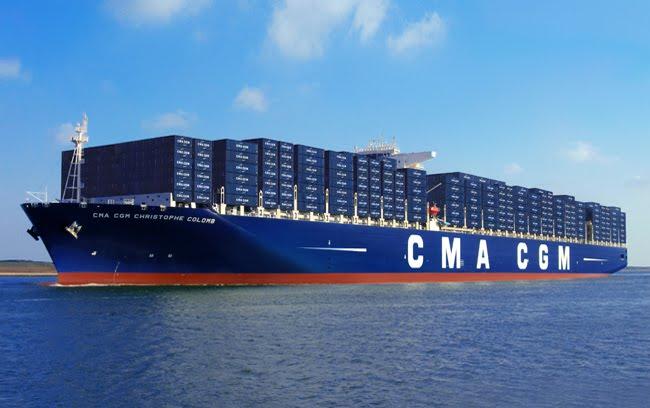 Quoi de neuf en cor e du sud bienvenue en cor e du sud - Le plus grand porte conteneur du monde au havre ...