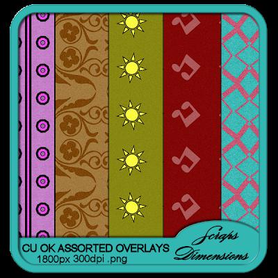 CU OK Assorted Overlays SD+CU+ASSRTD+OVERLAYS+PAPER+PREVIEW