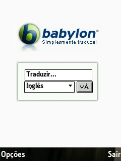 Babylon Tradutor em Portugus