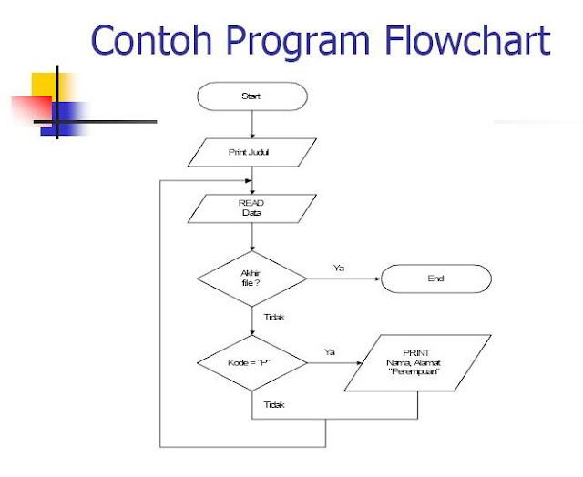 Flowchart Of A Program 28 Images Program Flowchart