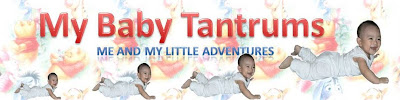 My Baby Tantrums And My Baby Diary