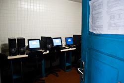 Laboratório de  Informática / LAMI - detalhe
