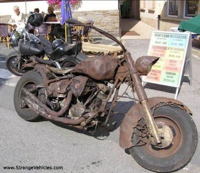 modified bike