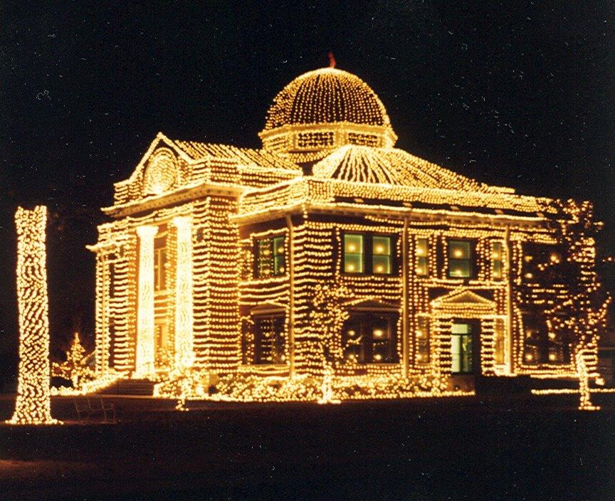 White Christmas Lights - White Christmas Lights - The Christmas