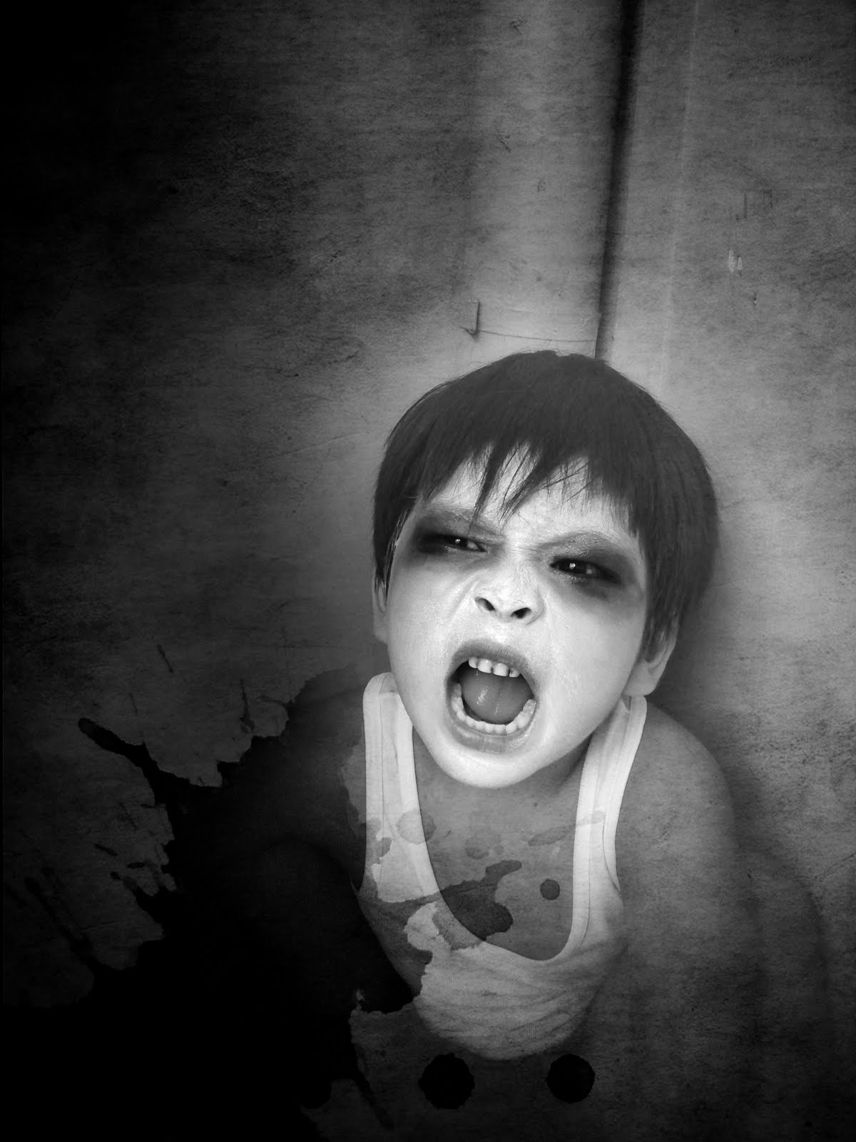 Asian boy dressed as Toshio of The Grudge fame Philippines  sc 1 st  Gilbert Rondilla Photography & Gilbert Rondilla Photography: Toshio