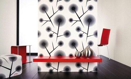 Alternativas de decora o papel de parede - Papel paredes ikea ...