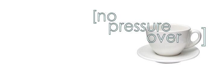 [No pressure over...]