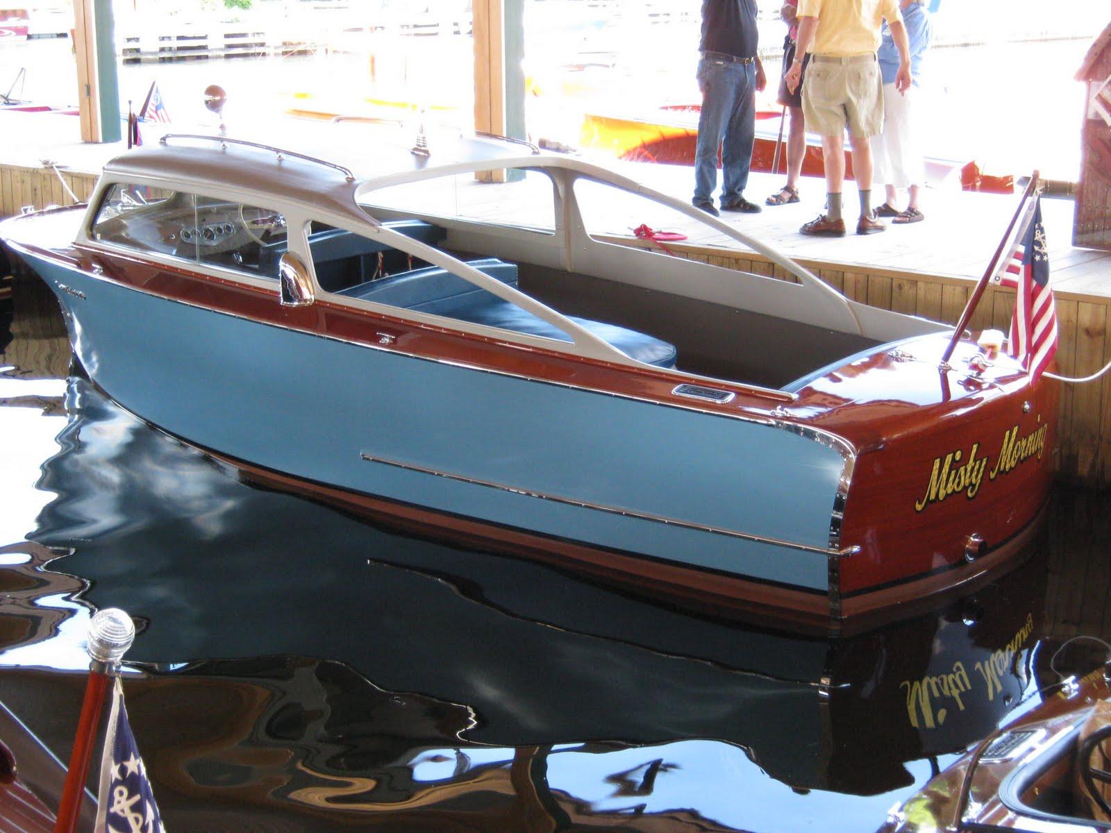 by a Chrysler Royal Marine