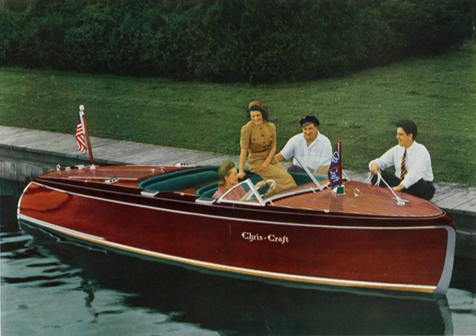 Woody boater question of the week nov 27 2010 for Classic chris craft boats