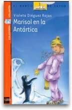 Marisol en la Antártica  (5 de Agosto)