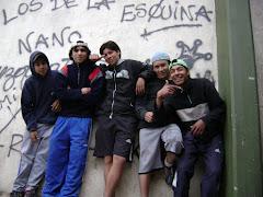 "los pibes ""del Maradona"""
