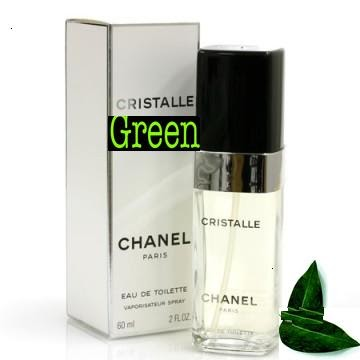 perfume shrine cristalle eau verte by chanel new fragrance. Black Bedroom Furniture Sets. Home Design Ideas