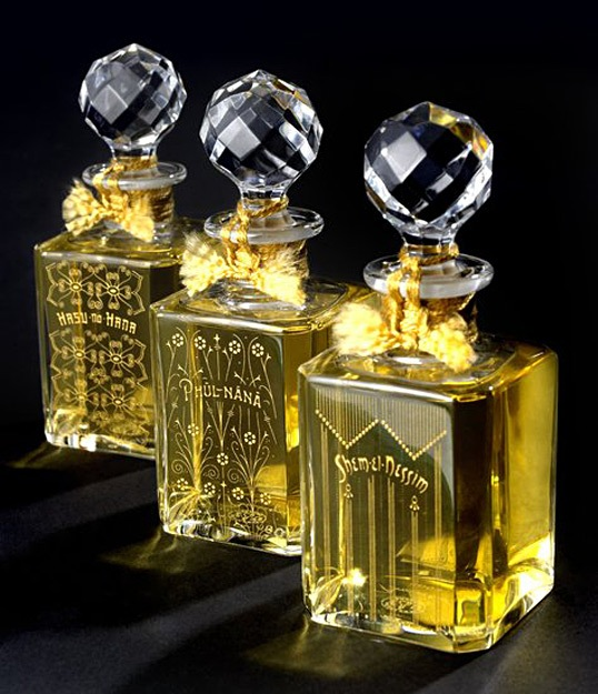 Fragrances Perfume Bottle And Perfume Bottles: Perfume Shrine: Grossmith Relaunched, Part 1: The History