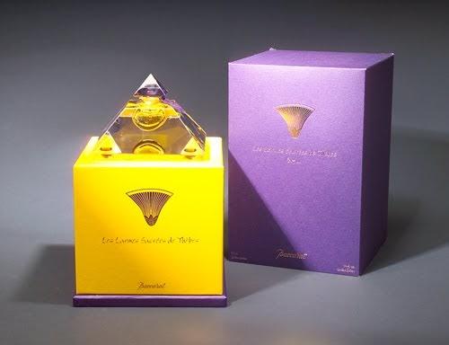 Perfume Shrine Baccarat Trio Les Larmes Sacrees De