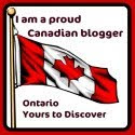 I'm a proud Canadian Blogger