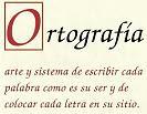 Practica tu ortografía (Nueva sección)