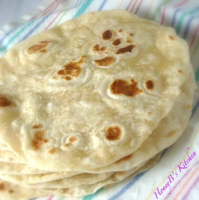 Flour Tortillas – 3 WW Points Plus