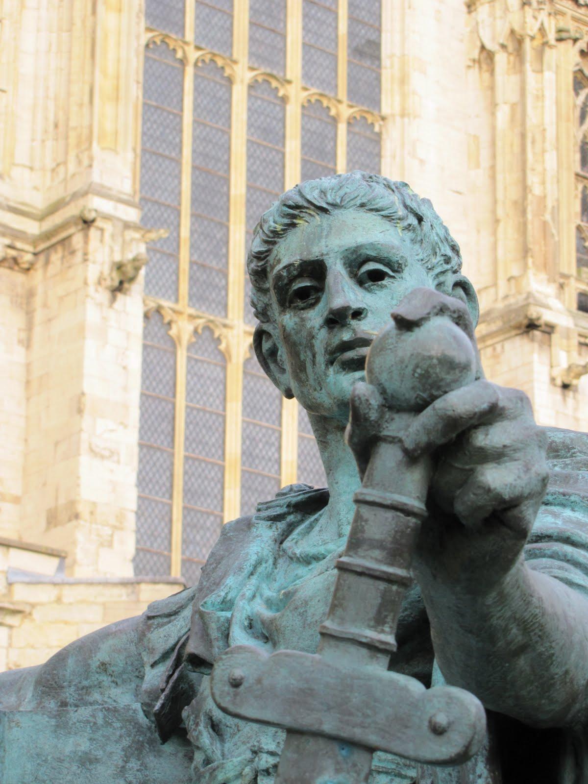 Constantine in York 2