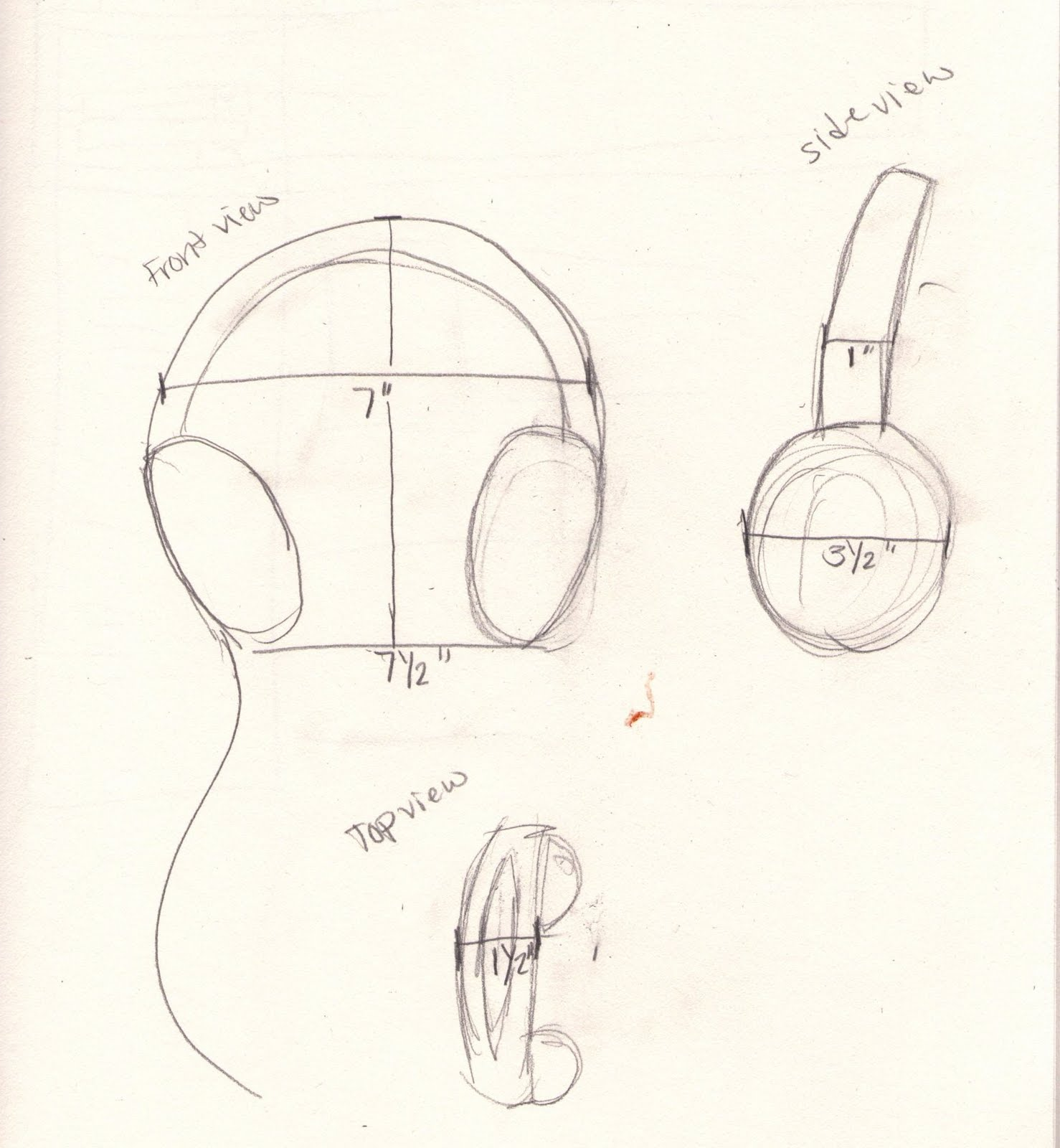DECIBEL MEDIA: Headphone measurements