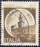 Castillo Sforzesco de Milan
