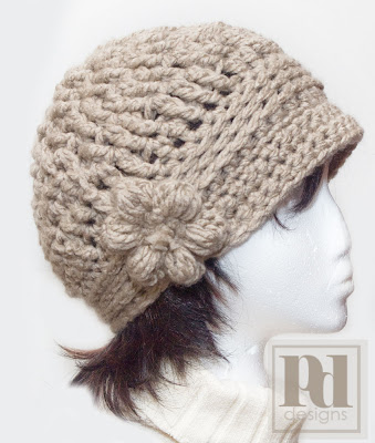 cloche hat pattern. Pattern: Textured Cloche with