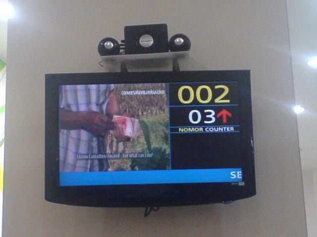 Selamat kepada Nokia Care - Roxy Jakarta