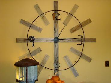 #18 Clock Design Ideas