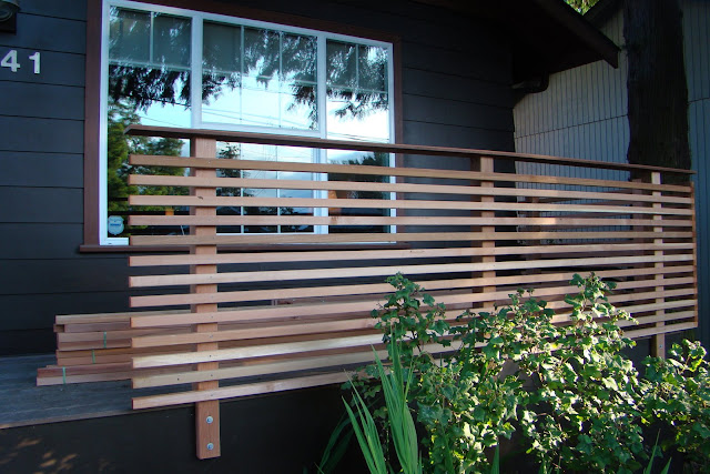 Well Done Blog More Fence Design Wedgwood