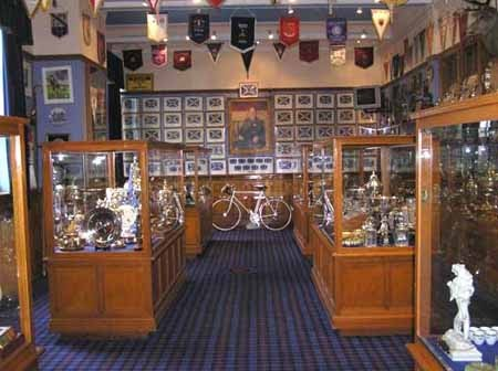 Rangers Football Club Trophy Room