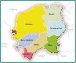Los nueve distritos de Santa, Datos Generales