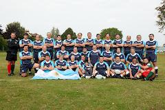 Equipo Gira UK 2009