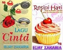 Novel by Iejay Zakaria