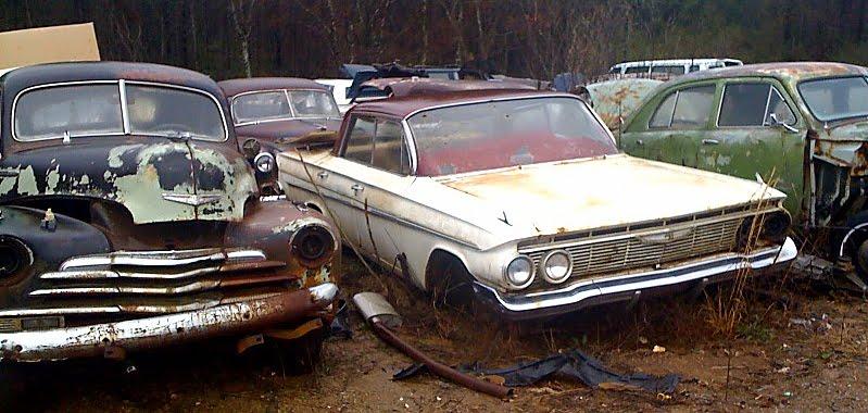 1961 Impala Wagon