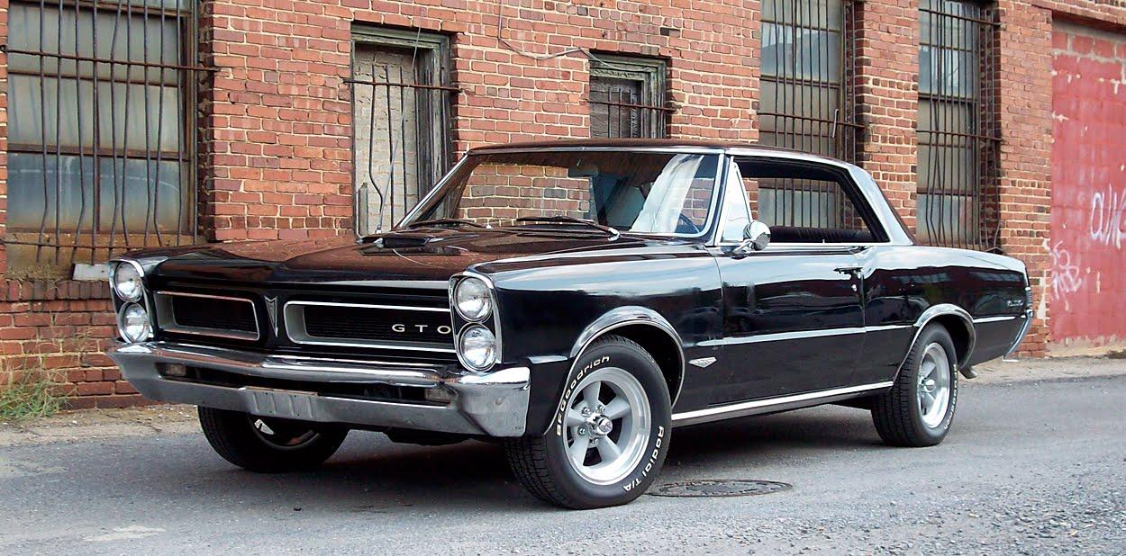 1964 Pontiac Gto For Sale. A 1965 Pontiac GTO saved Randy