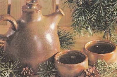Pine Leaf Tea Pine-needle Tea