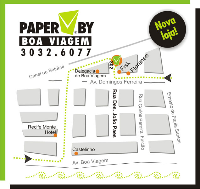 Paper By Boa Viagem