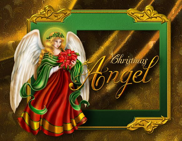 christmas angel Crafts